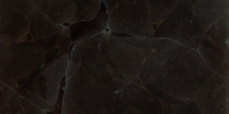 Vitrostone Crazyglass Brown 611
